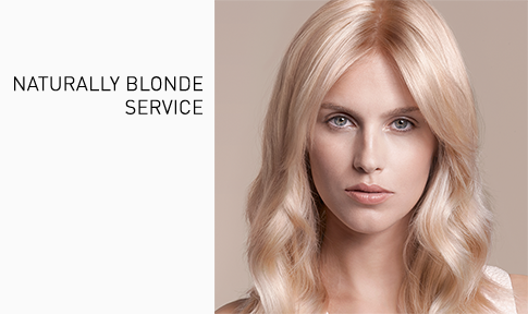 Naturally Blonde Service at RICHARD salon